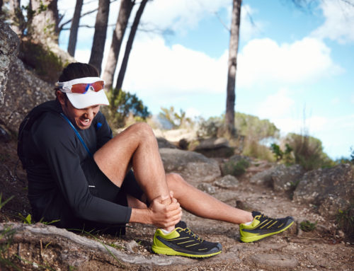 Shin splints or a stress fracture? Understanding the leg pain that you get when running
